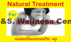 DYSMENORRHEA AND IT'S NATURAL TREATMENT IN NIGERIA