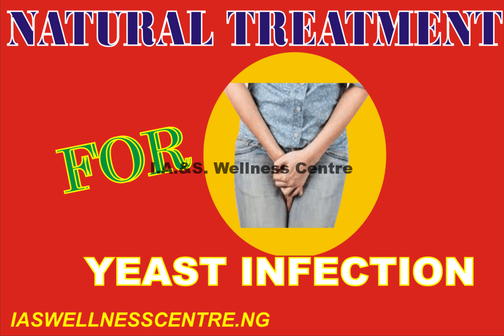 YEAST INFECTION IN WOMEN AND MEN