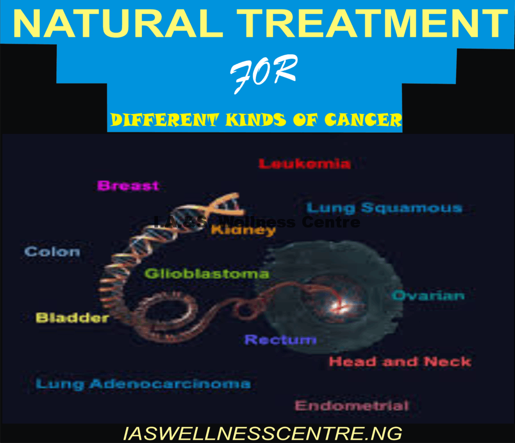 NATURAL TREATMENT FOR DIFFERENT CANCERS IN NIGERIA